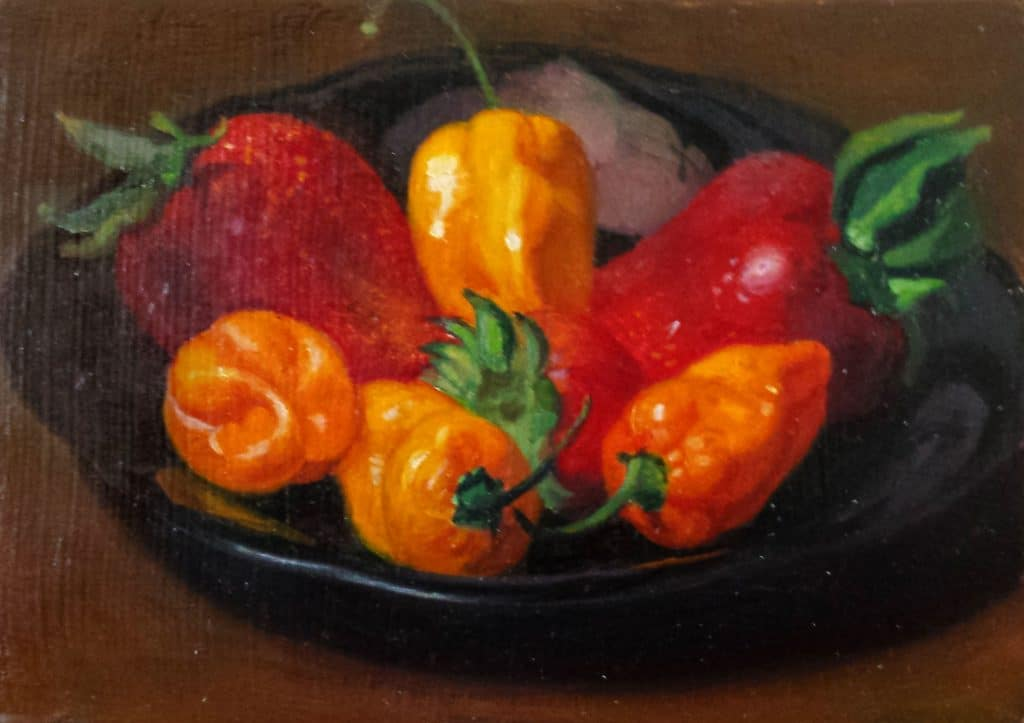 Portfolio-still-life-Strawberries